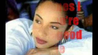 Sade The Sweetest Taboo with Lyrics by Jr