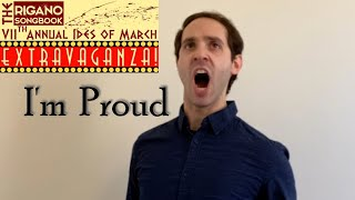 """I'm Proud"" - Virtual Ides of March Extravaganza"