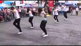 رقص بنات تركيا