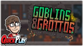 QuickPlay: Goblins and Grottos   First Impressions / Review / Gameplay   Retromation