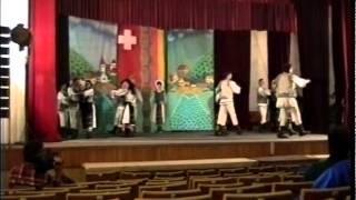 """""""Moldavian suite"""" group from Blaj, Romania - 1994"""