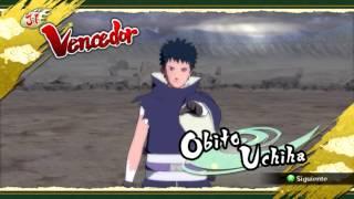 Naruto Shippuden Ultimate Ninja Storm Revolution PC Gameplay