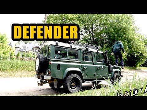 Land Rover Defender 2000r. (T#23)