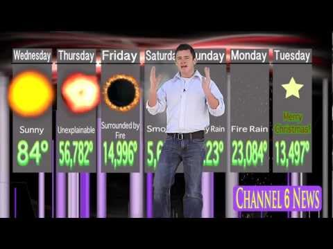 December 21, 2012 Weather Forecast (End of the World)