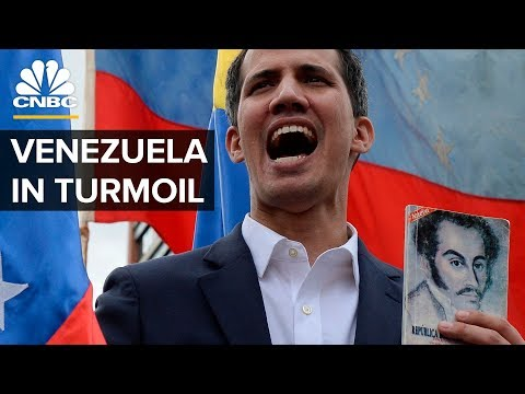 How Venezuela Descended Into Turmoil