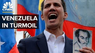 How Venezuela Descended Into Turmoil