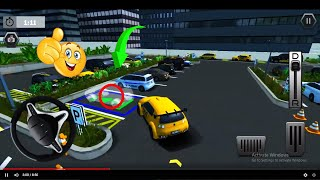 Ultimate City Car Parking Taxi Drive || Real Car Parking Driving Sim 3D ||#andriod #parking#gameplay
