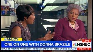 Video Joy Reid's Spin of Donna Brazile's Revelation is Fox News-Level Propaganda download MP3, 3GP, MP4, WEBM, AVI, FLV November 2017