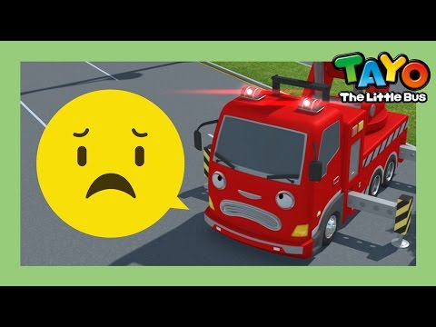 Thumbnail: I will try my best! l Doing the Best l Learn Emotional Expression l Tayo the Little Bus
