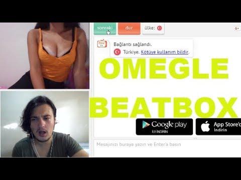 Omegle Beatbox (Kızlardan Instagram Almak, Flütle Beatbox ve Değişik Varlıklar)