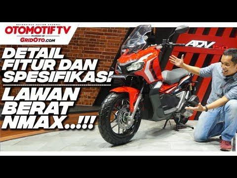Ini Dia Honda ADV150, NMAX Dan PCX Wajib Khawatir! L First Impression Review L GridOto