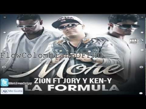 More (CON LETRA) - Zion Ft Jory & Ken-Y...