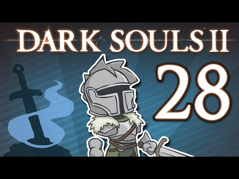 Dark Souls II - #28 - The Smelter Demon - Side Quest [1080p 60fps]