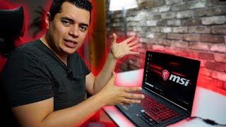 Laptop Gamer y de trabajo de