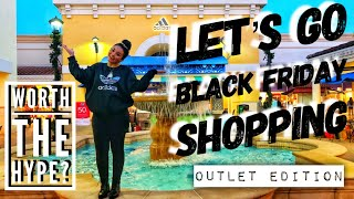 24 HOUR SHOPPING CHALLENGE (Black Friday Edition)