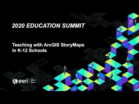 Teaching with ArcGIS StoryMaps in Schools