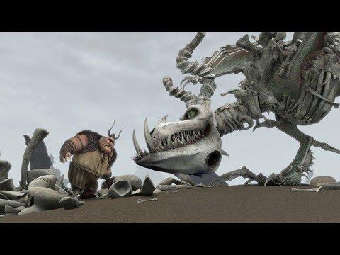 Смотреть бесплатно мультфильм как приручить дракона 2
