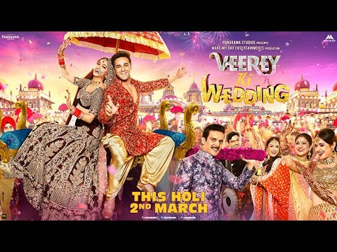 Official Trailer: Veerey Ki Wedding | Pulkit Samrat  | Kriti Kharbanda | Jimmy Shergill