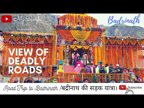 Road trip to kedarnath and badrinath
