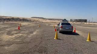 تعليم قيادة السيارات مع الكابتن احمد عبد المنعم