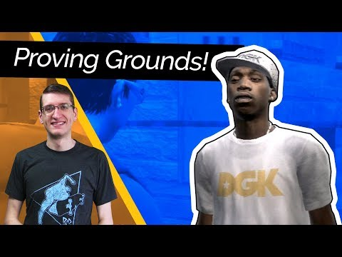 The last, and worst Tony Hawk game? Proving Ground review!