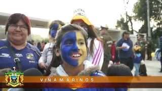 CEREMONIA INAUGURACION ESTADIO SAUSALITO DE #VIÑADELMAR