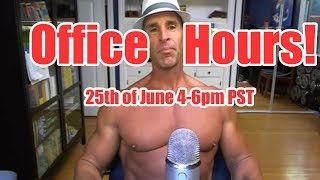 Scooby's Office Hours!