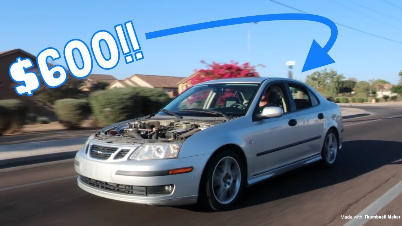 2003 Saab 9 3 Review How Good Is A Modified Manual Saab Youtube