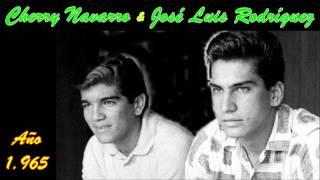 CHERRY NAVARRO y JOSÉ LUIS RODRIGUEZ – 1.965