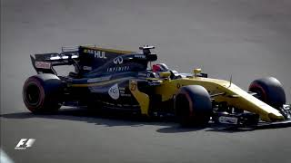 2017 Abu Dhabi Grand Prix: FP1 Highlights