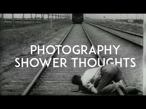 13 Mind-Bending Thoughts About Photography