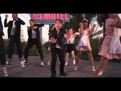 MattyB -Turn Up The Track Featuring Dance moms cast