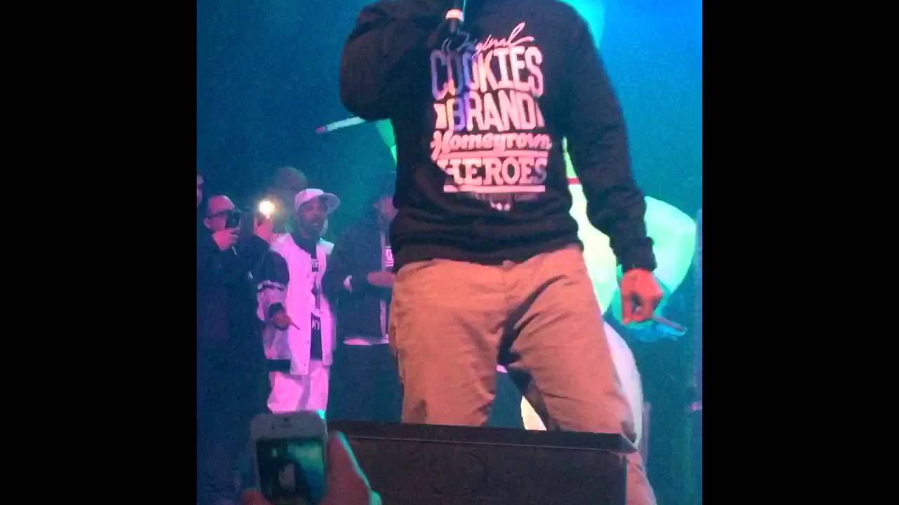Berner's Cookie Christmas Party 2015 - YouTube