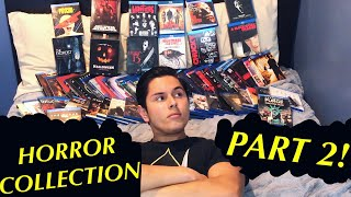 ASMR HORROR MOVIE COLLECTION! PART 2! (Update & Whispering)
