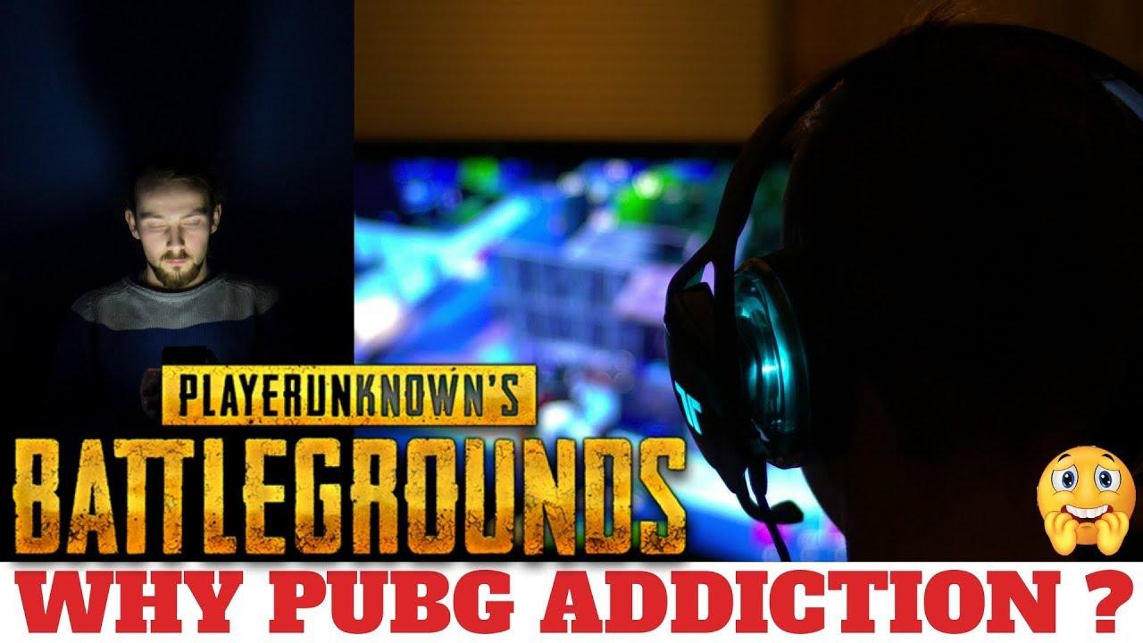 pubg addiction cases