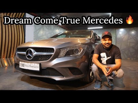 2 Brand New Condition Mercedes CLA200 For Sale | Preowned Luxury Car | My Country My Ride