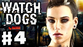 Watch Dogs - Gameplay Walkthrough Part 4 - Badboy17 (PC, PS4, Xbox One)