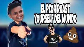 Baixar ¡EL PEOR ROAST YOURSELF DEL MUNDO!😱🔥- Jair Moreira
