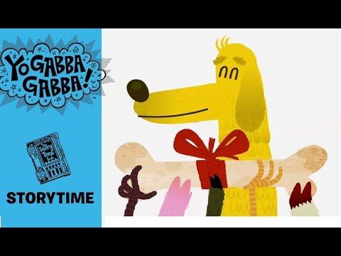Story Time - Sally The Dog - Yo Gabba Gabba!
