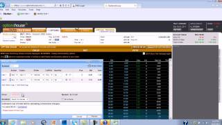 How To Trade Credit Spreads With Optionshouse