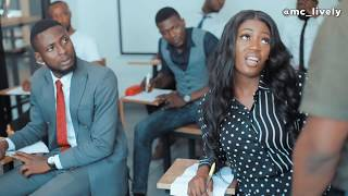BM PROFESSIONAL EXAM (Part 4) FT. FALZ (MC LIVELY)