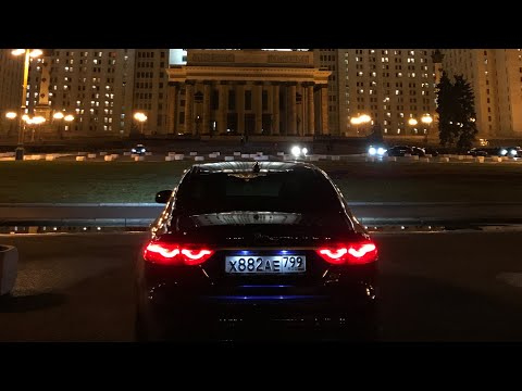 Jaguar XF 2019 Тест Драйв. Новый E-Class или Ягуар ХФ?