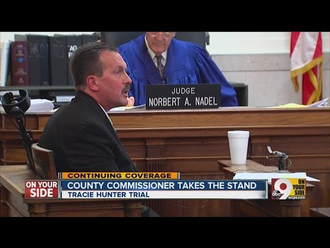 Todd Portune testifies for Tracie Hunter