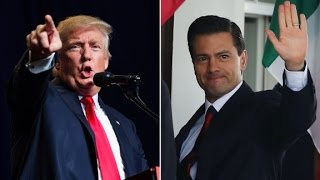 Trump to meet with Mexicos president