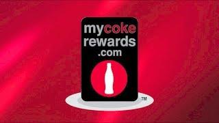 My Coke Rewards!!!