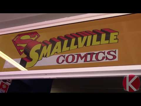 {Been a while since I left the house} Smallville Comics | #YouTubeZA