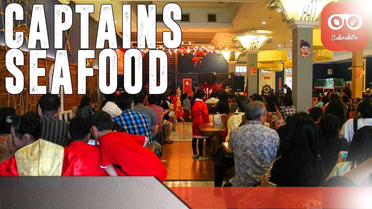 Kuliner Bandung Captain S Seafood Selerakita Id Youtube