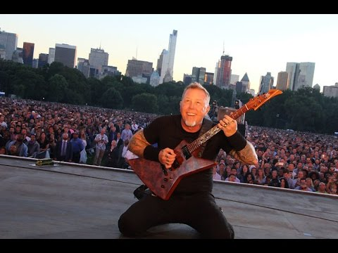 METALLICA - Full Show at Global Citizen, NY - 24 September 2016