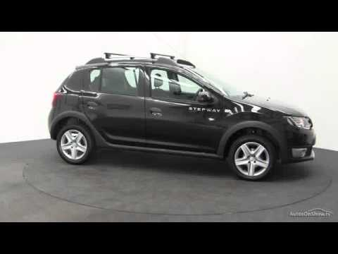 2014 dacia sandero stepway ambiance tce youtube. Black Bedroom Furniture Sets. Home Design Ideas