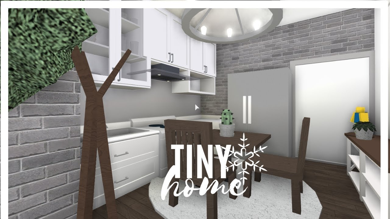 Bloxburg Tiny House Challenge 15k Youtube